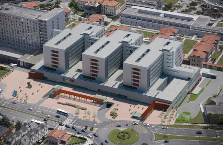 KNX Control iluminacion Hospital Marques de Valdecilla