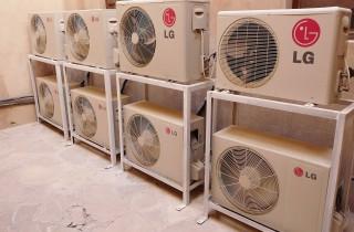 aire acondicionado knx